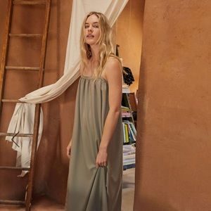 Christy Dawn Cypress Dress in Sage XS/S